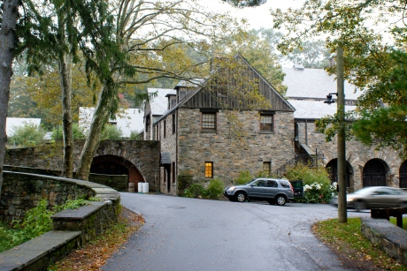 The Stone Barn that houses Blue Hill