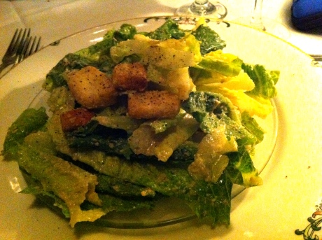 The best Caesar Salad ever