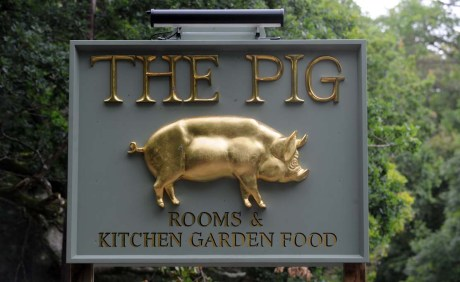 The Pig Sign