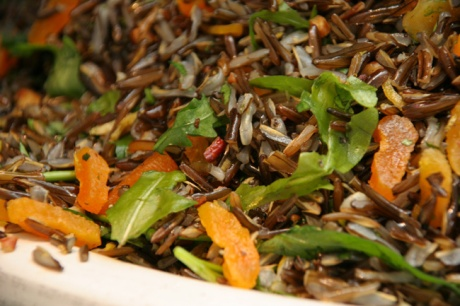 Ottolenghi's Wild Rice Salad