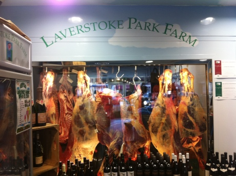 Laverstoke Park Farm Shop in Twickenham
