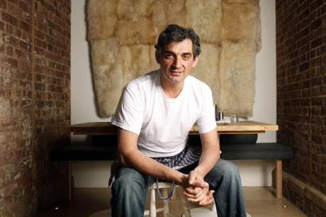 The man himself - Bruno Loubet