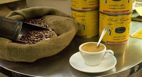 caffe sant eustachio cup
