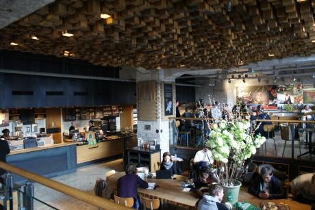 The 2012 showcase Starbucks