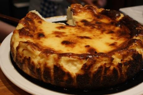 La Vina cheesecake
