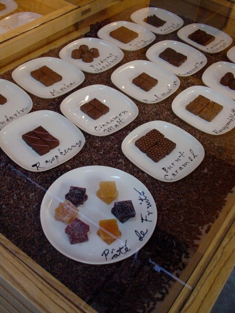 Chocolate the Recchuiti way