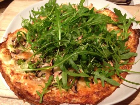My caulipizza