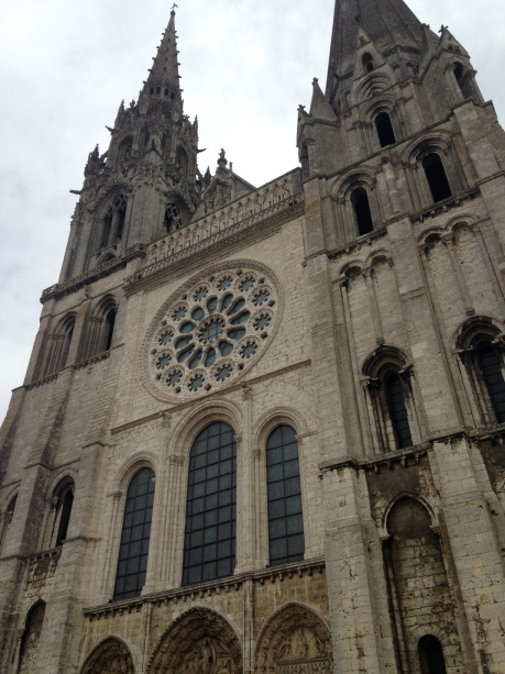 The Cathedral of our Lady of Chartres